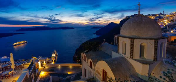 Things to do in Santorini - Saint John The Baptist Catholic Cathedral