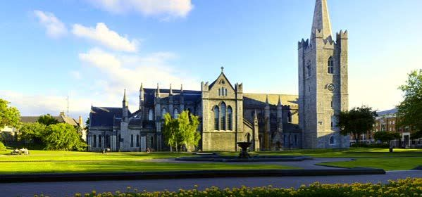 Things to do in Dublin - Saint Patrick's Cathedral