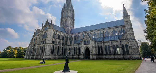 Things to do in Wiltshire - Salisbury Cathedral