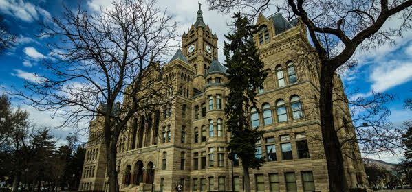 Things to do in Salt Lake City - Salt Lake City and County Building