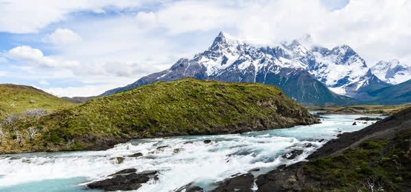 Things to do in Torres del Paine  - Salto Grande