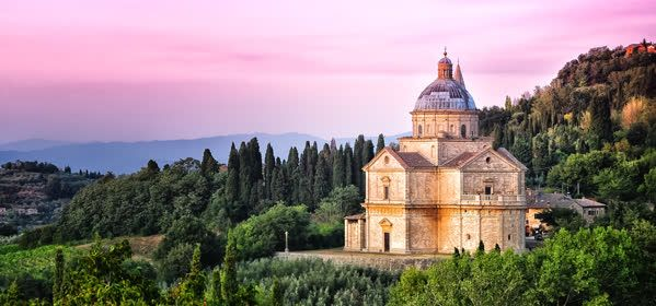 Things to do in Montepulciano - San Biagio