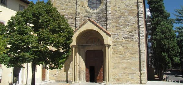 Things to do in Arezzo - San Domenico