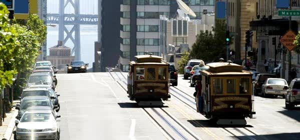Things to do in San Francisco - San Francisco Cable Car