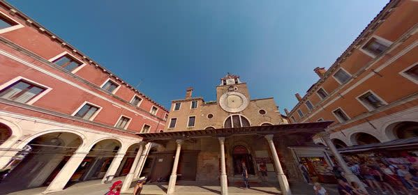 Things to do in Venice - San Giacomo di Rialto