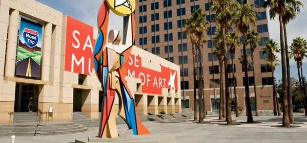 Things to do in San Jose - San Jose Museum Of Art