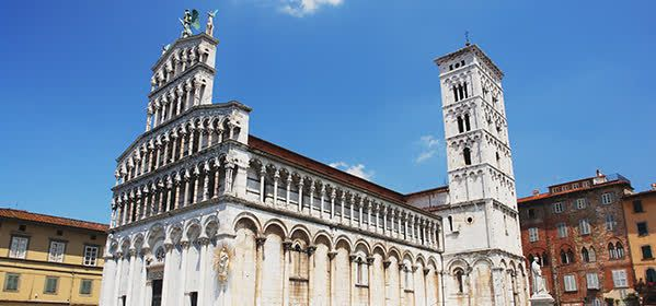 Things to do in Lucca - San Michele in Foro