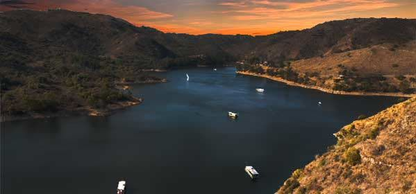 Things to do in Cordoba  - San Roque Lake