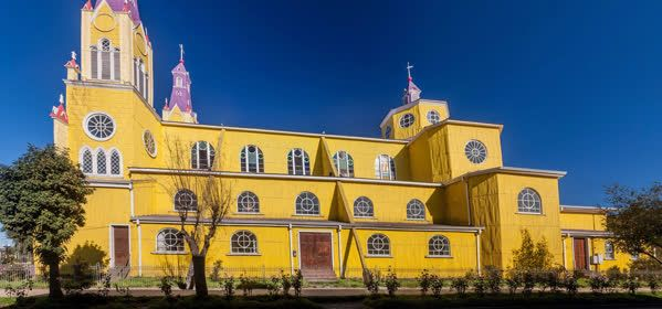 Things to do in Chiloé Island - San francisco Church