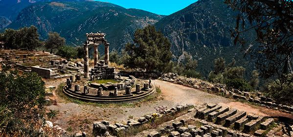 Things to do in Delphi - Sanctuary of Athena Pronea