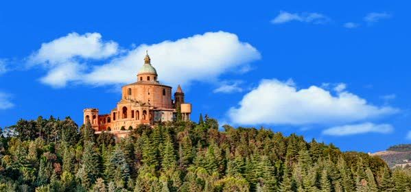 Things to do in Bologna - Sanctuary of the Madonna di San Luca