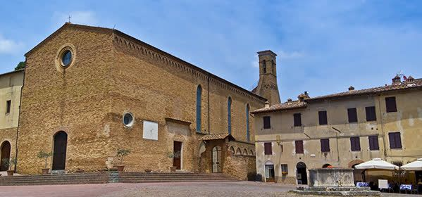 Things to do in San Gimignano - Sant'Agostino