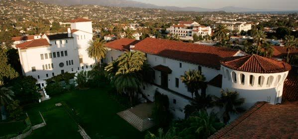 Things to do in Santa Barbara County - Santa Barbara County Courthouse