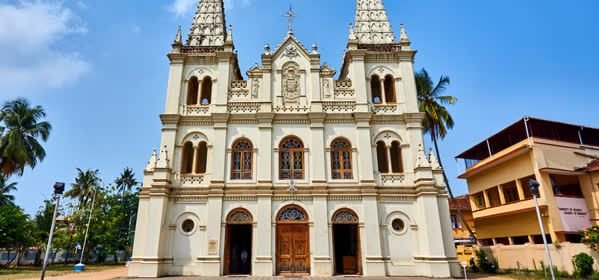Things to do in Kochi - Santa Cruz Basilica