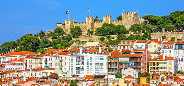 Things to do in Lisbon - Sao Jorge Castle