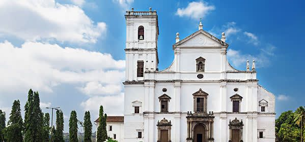Things to do in Goa - Se Cathedral