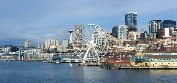 Things to do in Seattle - Seattle Great Wheel