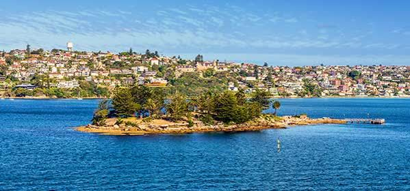 Things to do in Sydney - Shark Island
