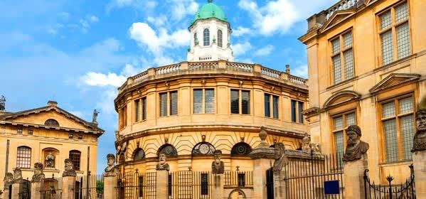 Things to do in Oxford - Sheldonian Theatre