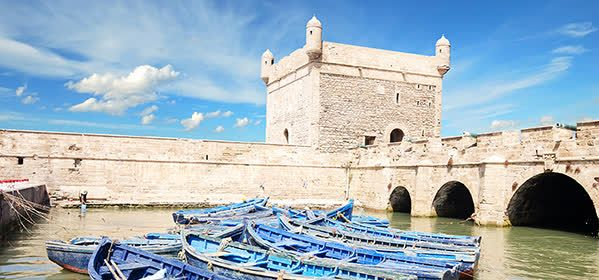 Things to do in Essaouira - Skala du Port