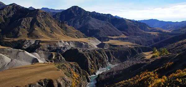 Things to do in Queenstown - Skippers Canyon
