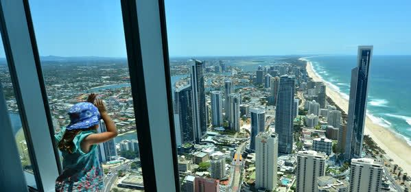 Things to do in Gold Coast - SkyPoint Observation Deck