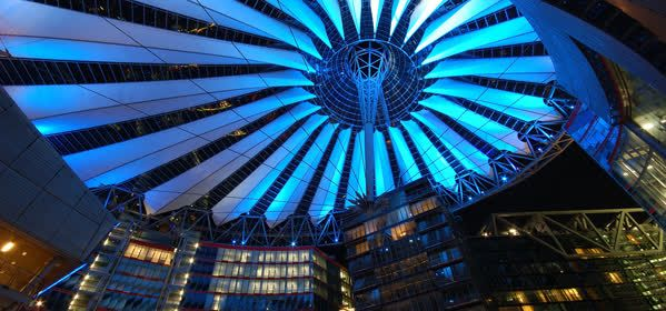 Things to do in Berlin - Sony Center