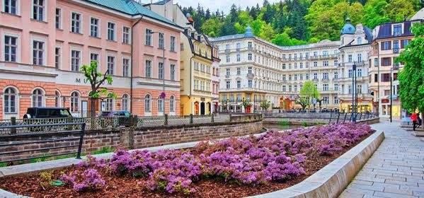 Things to do in Karlovy Vary - Spa Town: Grand Resorts and Hotels