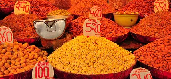 Things to do in Delhi - Spice market