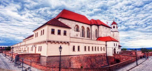 Things to do in Brno - Špilberk Castle