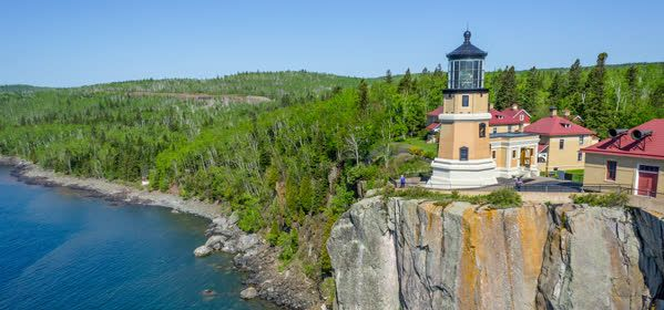 Things to do in Duluth - Split Rock Lighthouse
