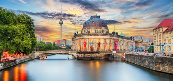 Things to do in Berlin - Spree River