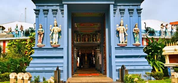 Things to do in Little India - Sri Srinivasa Perumal Temple