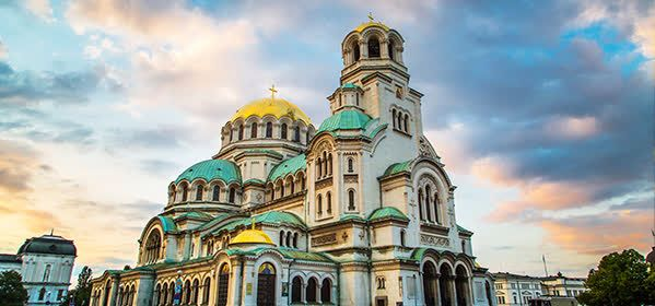 Things to do in Sofia - St. Alexander Nevski Cathedral