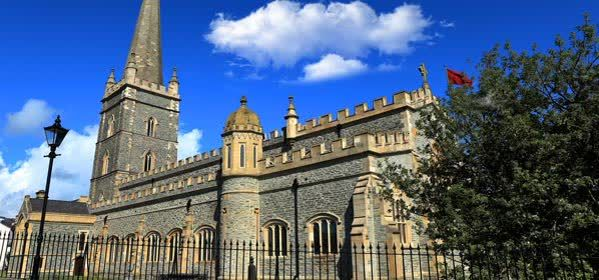 Things to do in Derry - St Columb's Cathedral