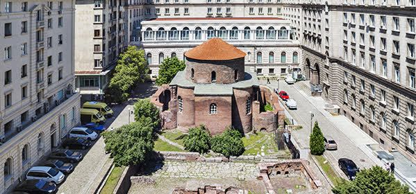 Things to do in Sofia - St. George Rotunda