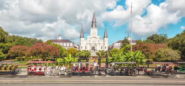 Things to do in New Orleans - St. Louis Cathedral