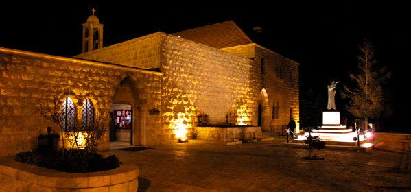 Things to do in Byblos - St. Maroun Annaya Monastery - St. Charbel