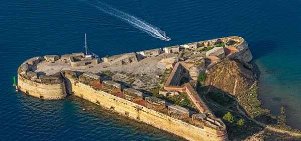Things to do in Šibenik - St. Nicholas Fortress
