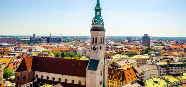 Things to do in Munich - St. Peter's Church