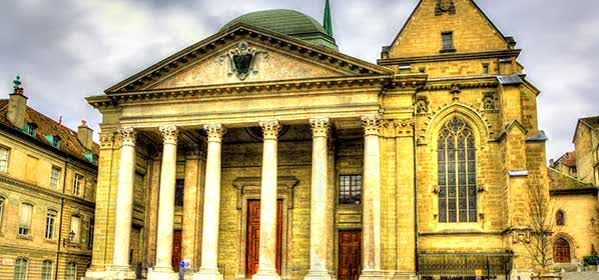 Things to do in Geneva - St. Pierre Cathedral