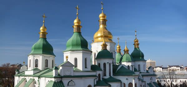 Things to do in Kiev - St Sophia's Cathedral