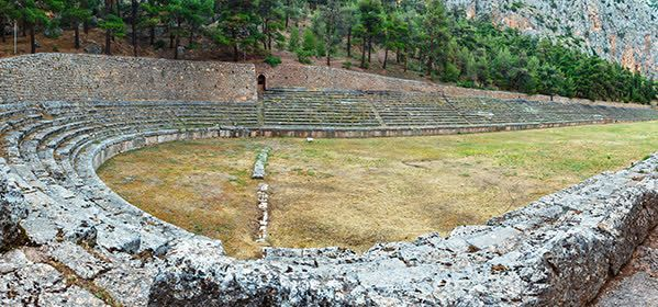 Things to do in Delphi - Stadion