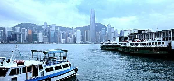 Things to do in Hong Kong - Star Ferry Pier