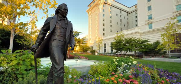 Things to do in Salt Lake City - Statue of Joseph Smith