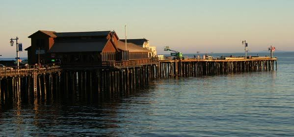 Things to do in Santa Barbara County - Stearns Wharf