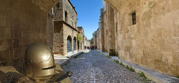 Things to do in Rhodes - Street of the Knights