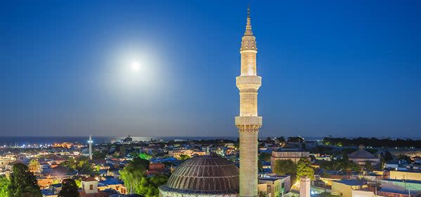 Things to do in Rhodes - Süleyman Mosque