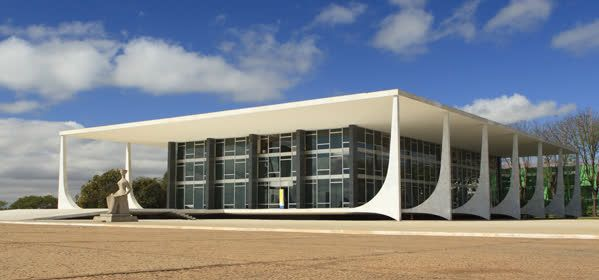 Things to do in Brasilia - Supremo Tribunal Federal
