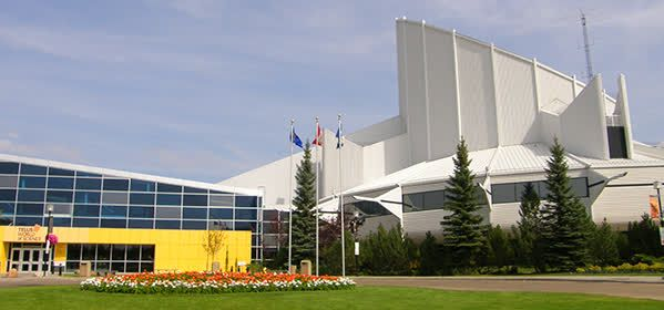 Things to do in Edmonton - TELUS World of Science